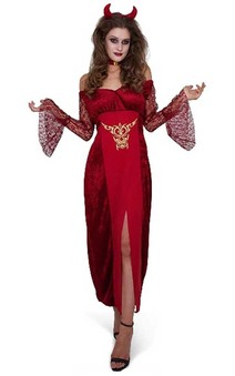Devil Woman Adult Costume