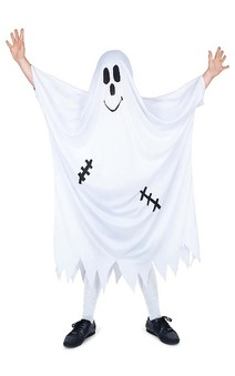 Kids Ghost Child Costume