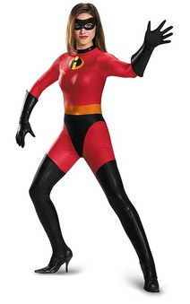 Mrs Incredible Adult incredibles Costume