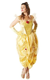 Sexy Belle Beauty & the Beast Adult Costume