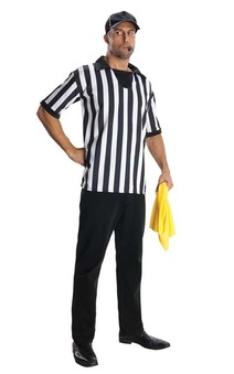 Referee Adult Sports Costume