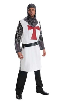 English Knight Medieval Renaissance Adult Costume