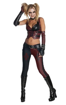 Harley Quinn Adult Batman Costume