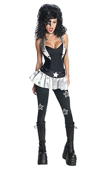 StarChild KISS Adult Sexy Costume