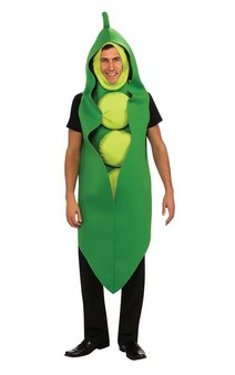 Pea In A Pod Adult Vegetable Costume