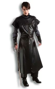 Dark Knight Crusader Medieval Adult Costume