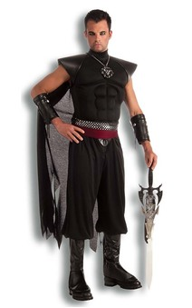 Assassin Adult Muscle Costume