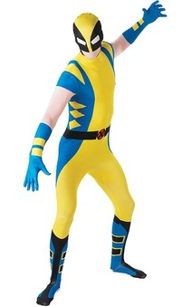 Wolverine 2nd Skin Adult Costume