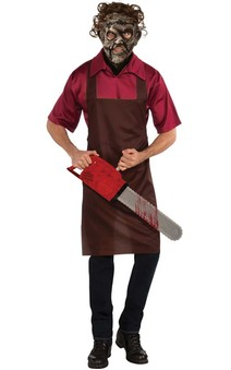 Leatherface Adult Texas Chainsaw Massacre Costume