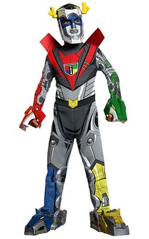 Deluxe Voltron Child Costume