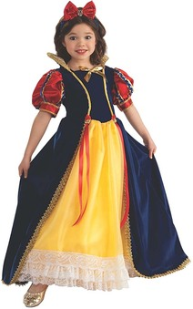 Deluxe Snow White Enchanted Princess Child Costume