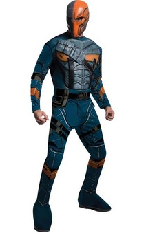 Deluxe Deathstroke Adult Costume