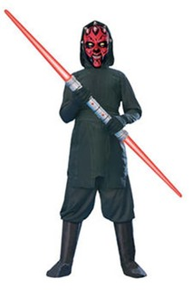 Darth Maul Star Wars Child Costume