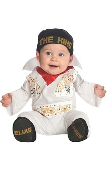 Elvis Infant Costume