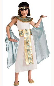 Cleopatra Child Egyptian Princess Costume