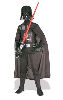 DARTH VADER STAR WARS CHILD COSTUME
