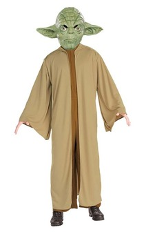 Yoda Star Wars Child Costume
