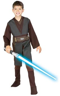 Anakin Skywalker Star Wars Child Costume