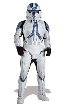 Clone Trooper Deluxe Star Wars Child Costume
