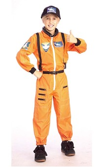 Astronaut NASA Space Suit Child Costume