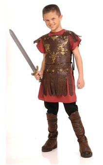 Gladiator Roman Warrior Child Costume