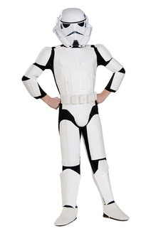 Stormtrooper Deluxe Star Wars Child Costume
