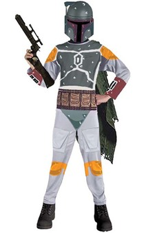 Boba Fett Star Wars Child Costume