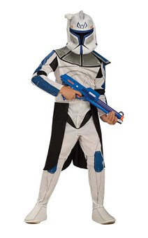 Captain Rex Clone Trooper Star Wars Child Costume