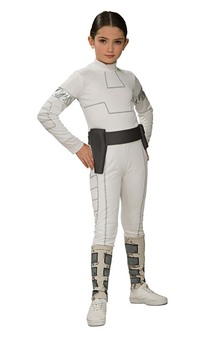 Padme Amidala Star Wars Child Costume