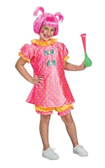 Clown Cute Adorable Child Costume
