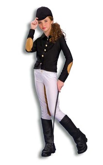 Equestrian Horse Riding Child Costume