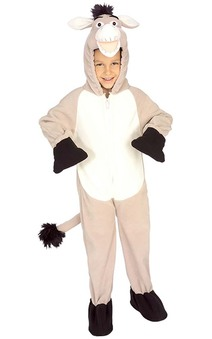 Deluxe Donkey Shrek Child Costume