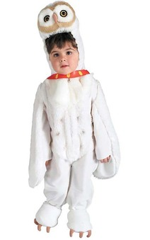 Deluxe Hedwig The Owl Child Costume