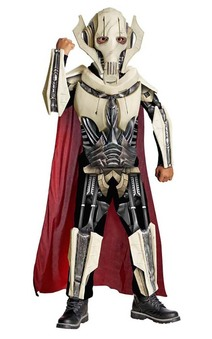 General Grievous Deluxe Star Wars Child Costume