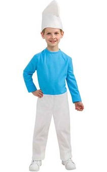 Smurf Child Costume