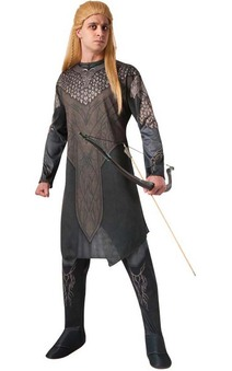 Legolas The Hobbit Adult Greenleaf Costume
