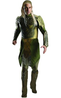 Deluxe Legolas Lord Of The Rings Adult Costume