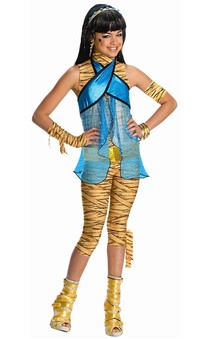 CHILD GIRLS MONSTER HIGH CLEO DE NILE GHOUL