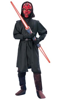 Darth Maul Deluxe  Star Wars Child Costume
