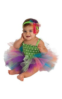 Rainbow Tutu Infant Costume