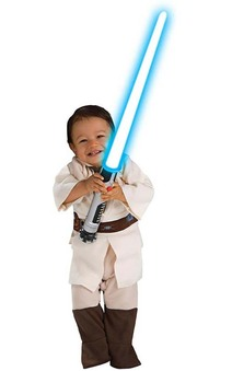 Obiwan Kenobi Star Wars Toddler Costume