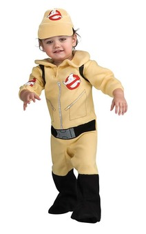 Ghostbuster Boy Toddler Costume