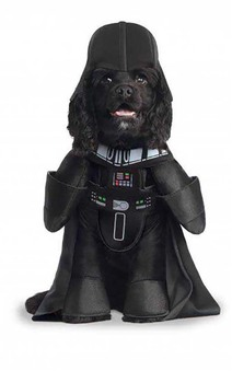 Darth Vader Pet Dog Costume