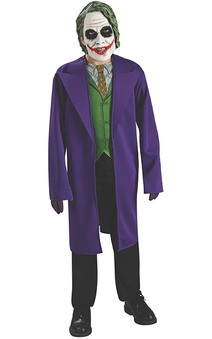 Joker Tween Batman: Dark Knight Costume