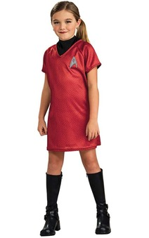 Uhura Child Star Trek Costume