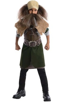 Deluxe Dwalin The Hobbit Child Costume