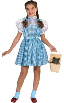 Dorothy Wizard Of Oz Child Costume