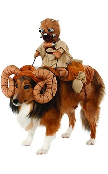 Bantha Star Wars Pet Costume Sand People