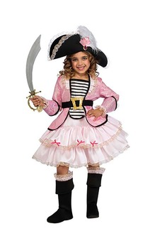 Pirate Princess Child Costume