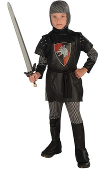 Knight Child Medieval Costume